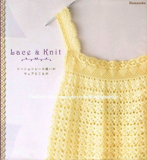 Japanese Crochet Patterns in English | Japanese Crochet eBook knit ...