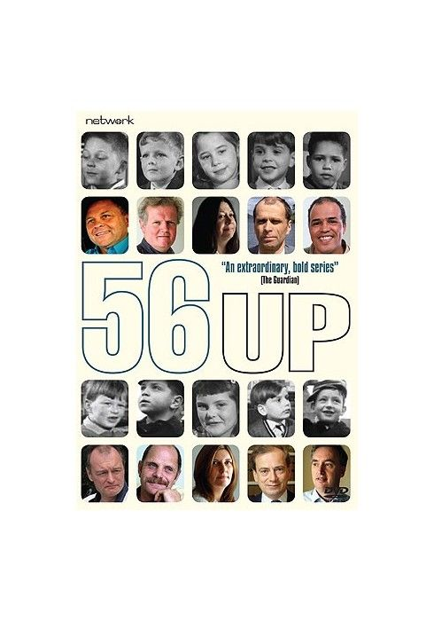 56 Up - I think it's probably too late in the game (that started 49 years ago, with 7 Up) to be just coming to this series. As the years go by, there is more about the changes from one age to the next one seven years later, and less about who each has become now.  But I'd seen several along the years, and I enjoyed this one, too. As a returnee to the series, I'd give it 3.5 stars.  If it intrigues you, you might want to watch some of the earlier ones first; some are on YouTube.
