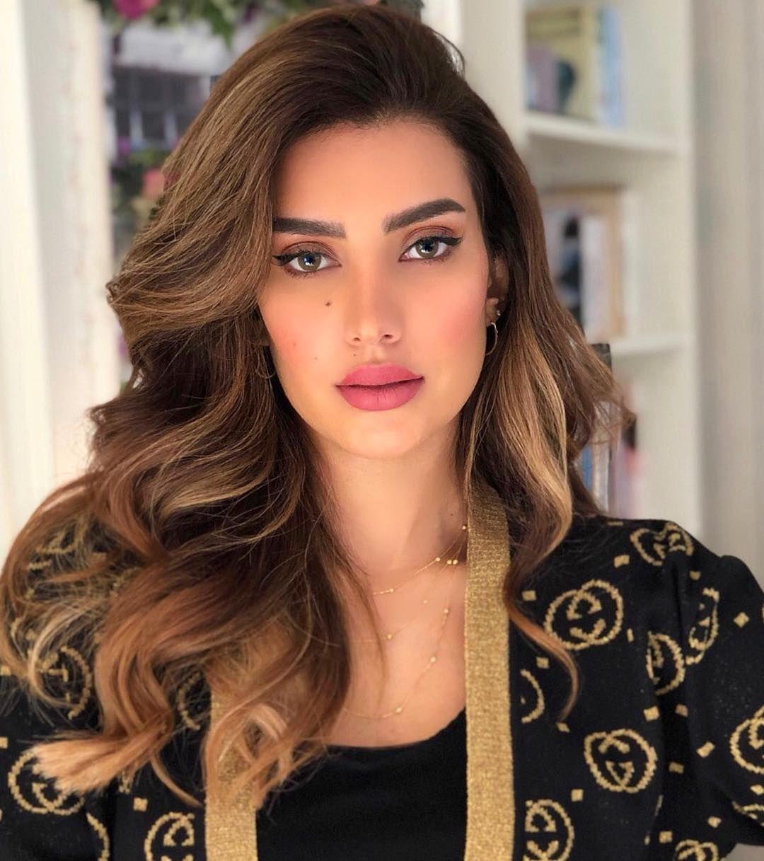 Ladyrain بشاير الشيباني Arab Beauty Arabian Women Beauty