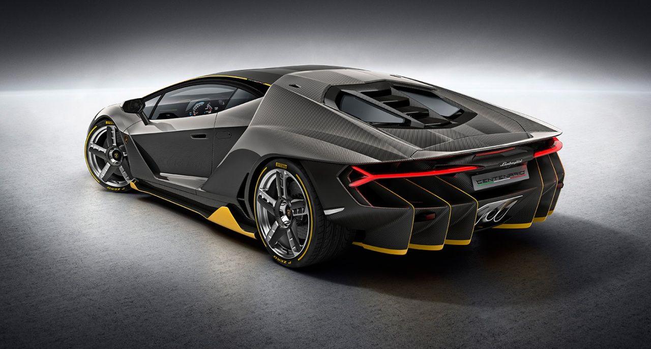 Lamborghini celebrates Ferruccio's 100th birthday in style with €1.75m Centenario | Classic Driver Magazine