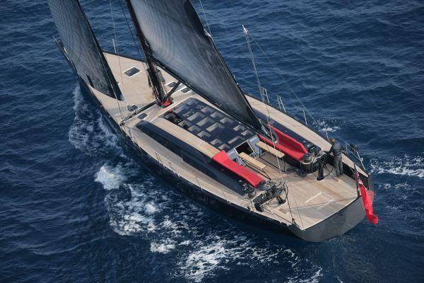 wally sail