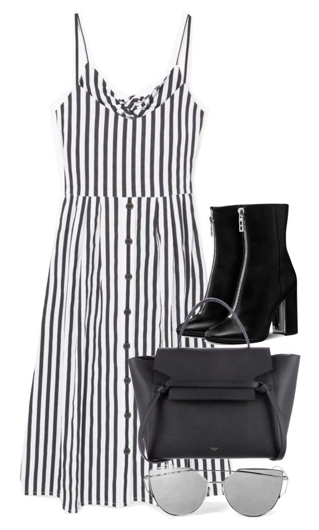 Untitled #3092 by elenaday on Polyvore featuring MANGO