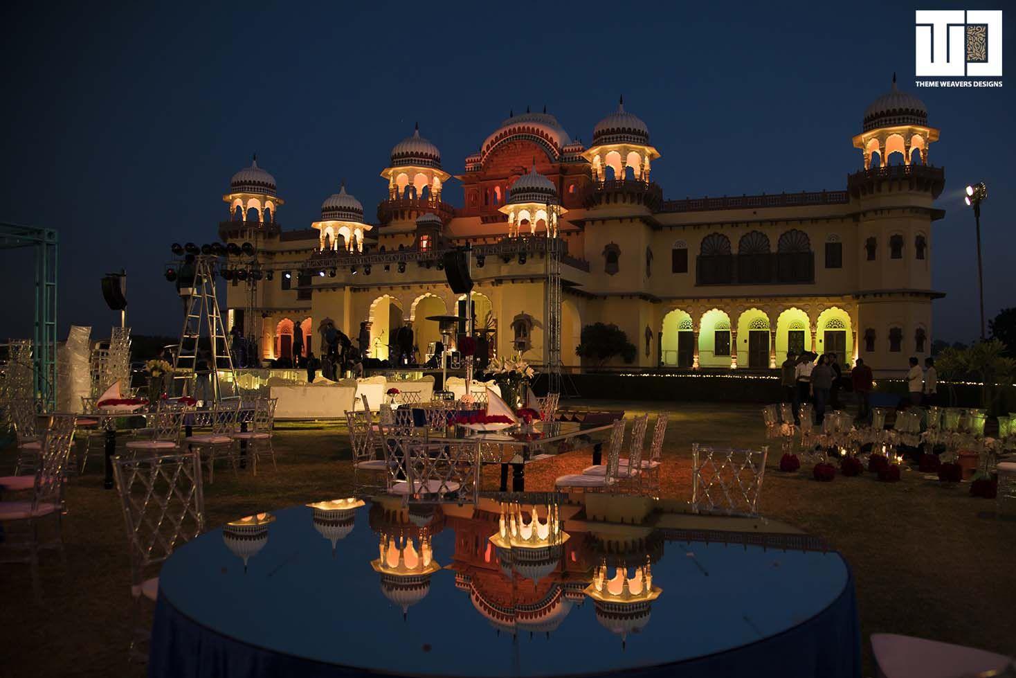 Royal destination wedding in Rajasthan! Heritage property