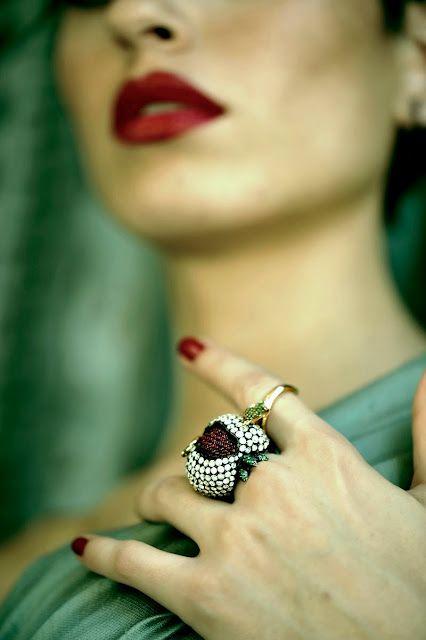 Kısmet by Milka ring