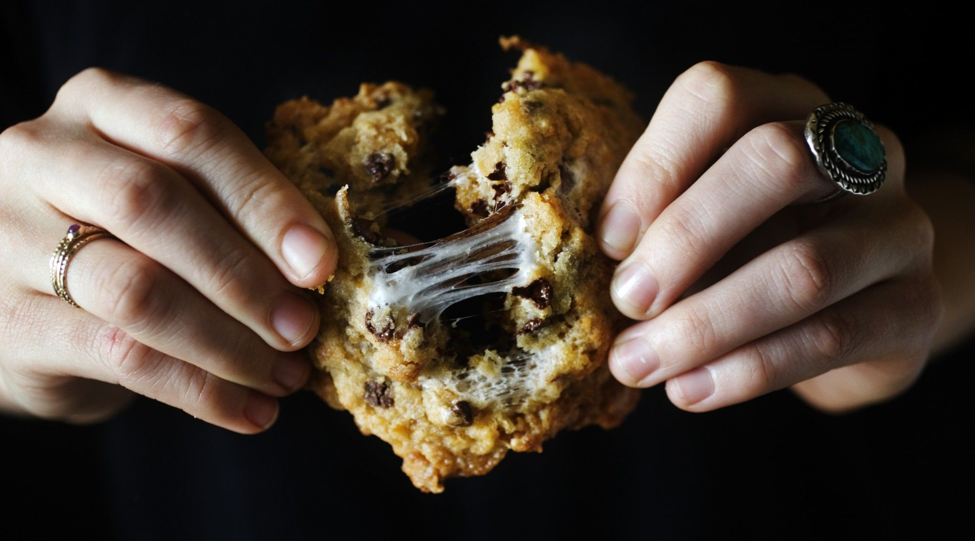 Cornflake Chocolate Chip Marshmallow Cookies by Christina Tosi