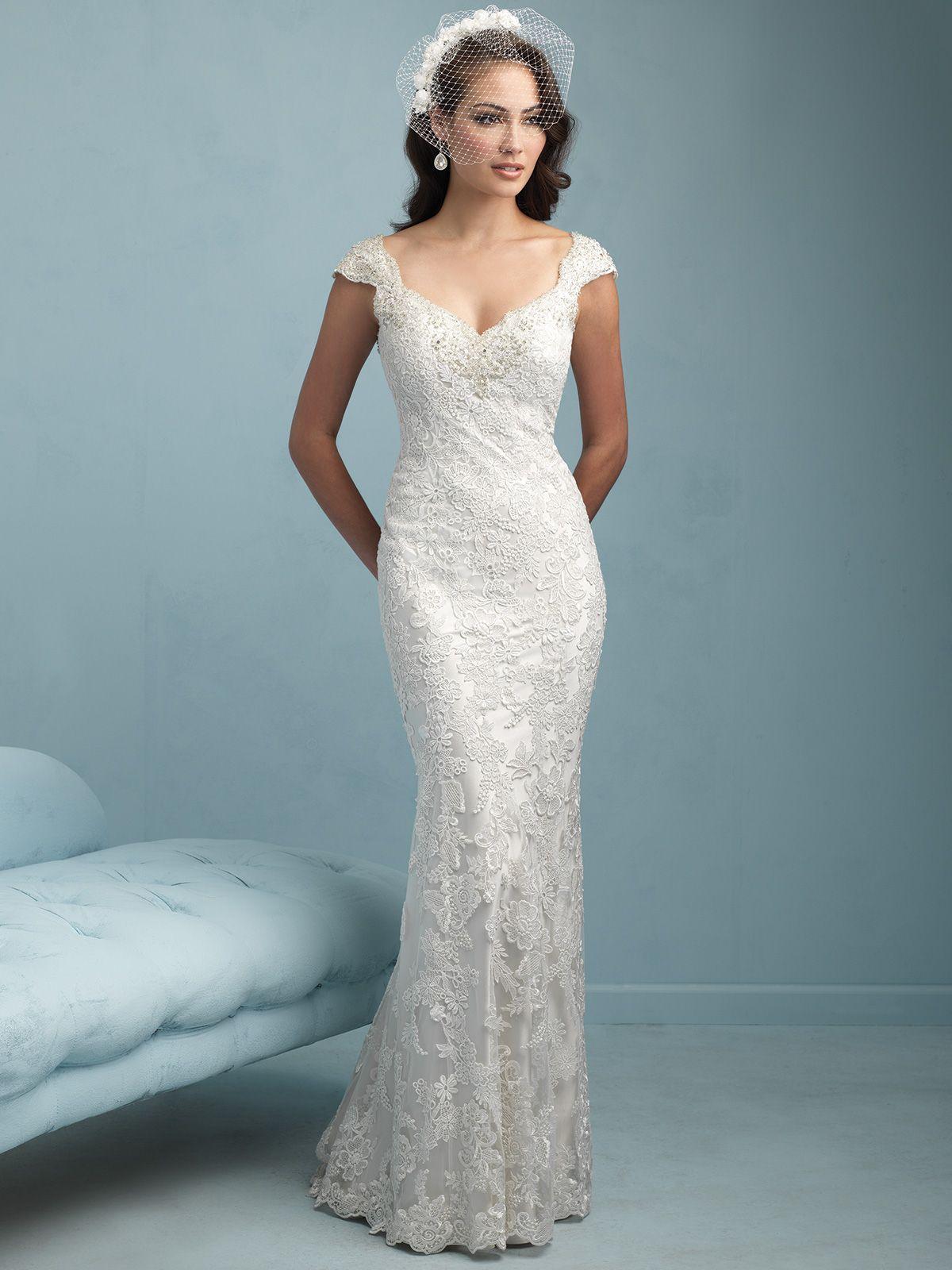 Allure Bridal Dress 9212: DimitraDesigns.com   ❤8.18.18❤ Our ...
