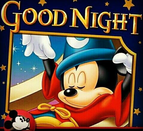 Good Night Mickey Gute Nacht Grusse Nighty Night Gute Nacht