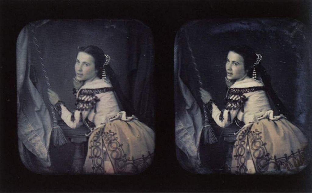 Stereogram  Vintage Photographs, Vintage Photography