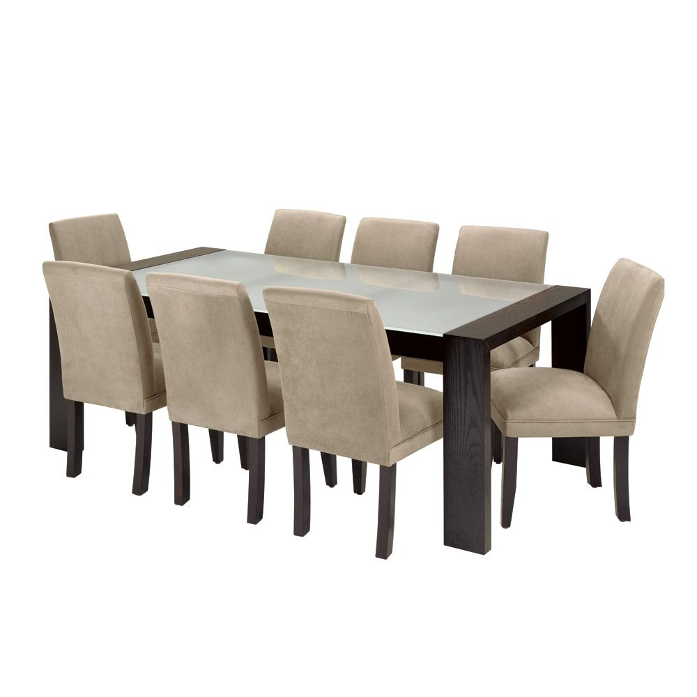 Soho 9 Piece Dining F U Kaplan Furniture Our Place Dining