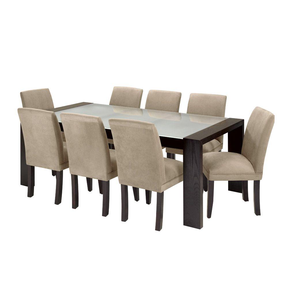 Soho 9 Piece Dining F U Kaplan Furniture Value Furniture