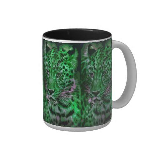 #Jaguar 015 #coffee mug #JAMFotoWorms #Zazzle.com
