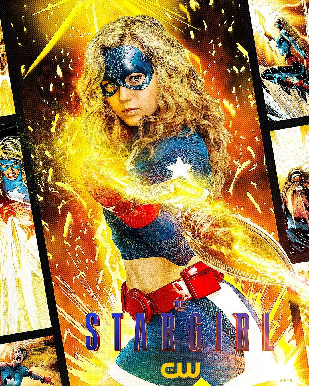 Pin by COMIC SHADE! on CW!: STARGIRL! in 2020 | My heart