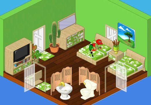 Cozy Cacti Suit Seasonhotel Webkinz Room Webkinz Room