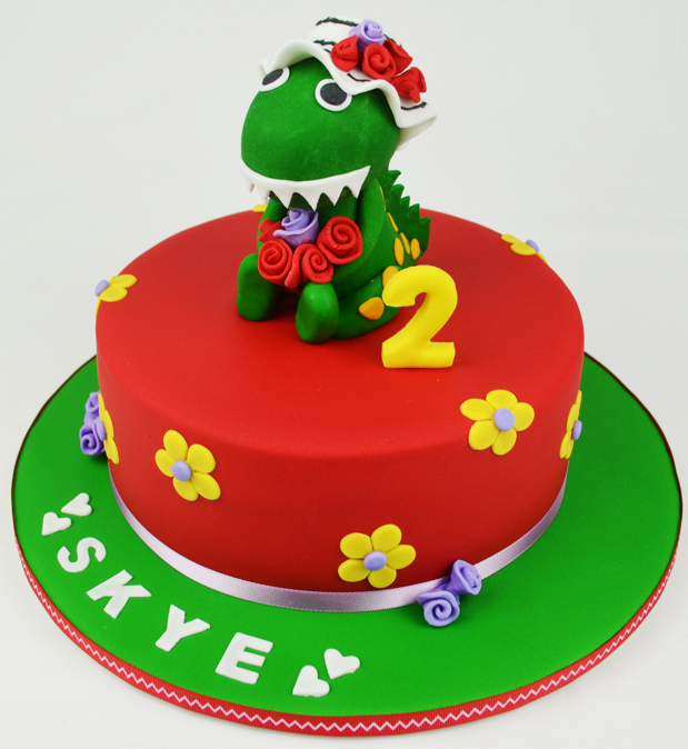 dorothy the dinosaur cake Google Search Party Ideas Pinterest