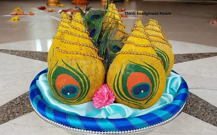 Image Result For Indian Engagement Tray Decoration Stage