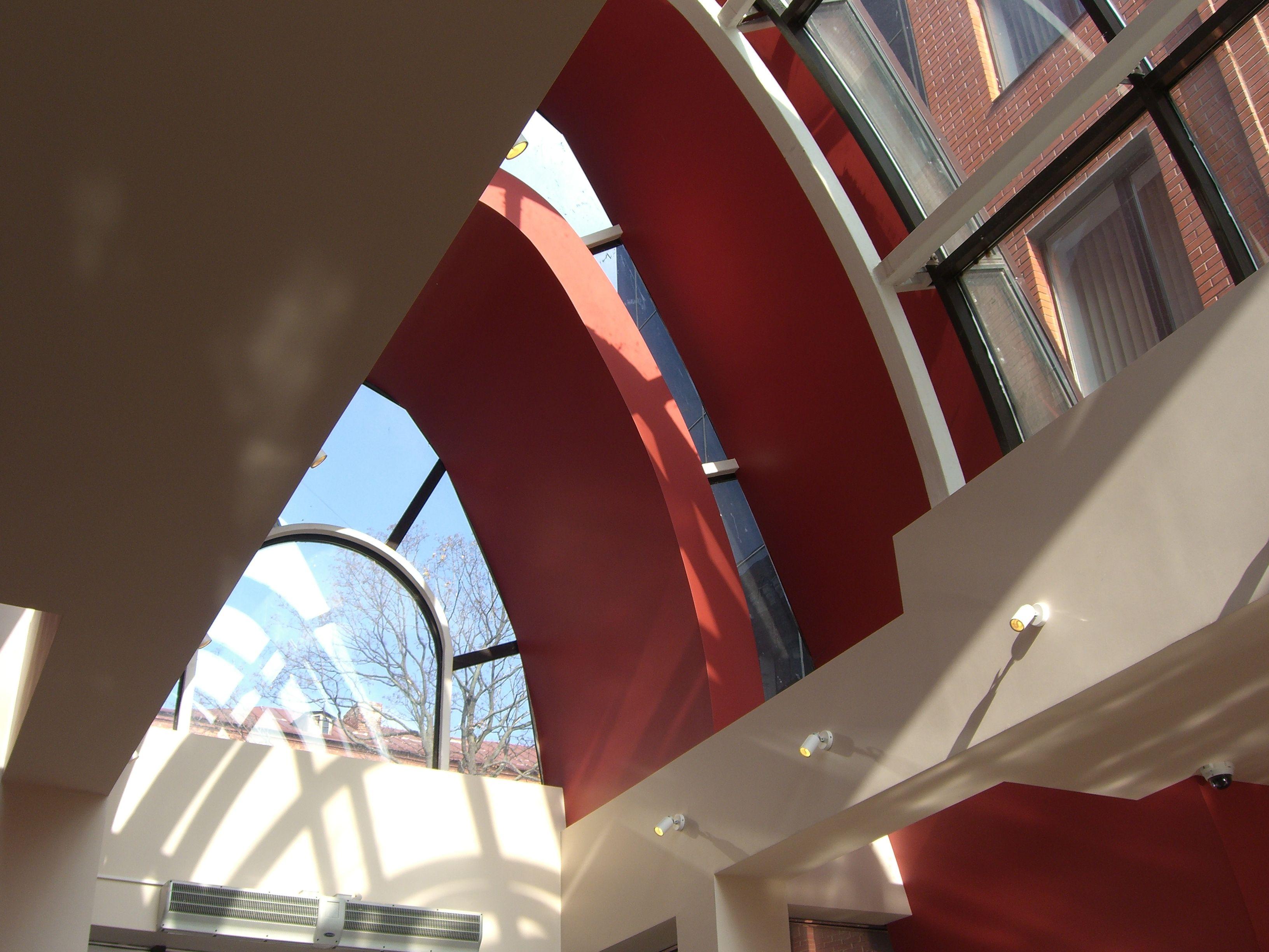 Хол бібліотеки
