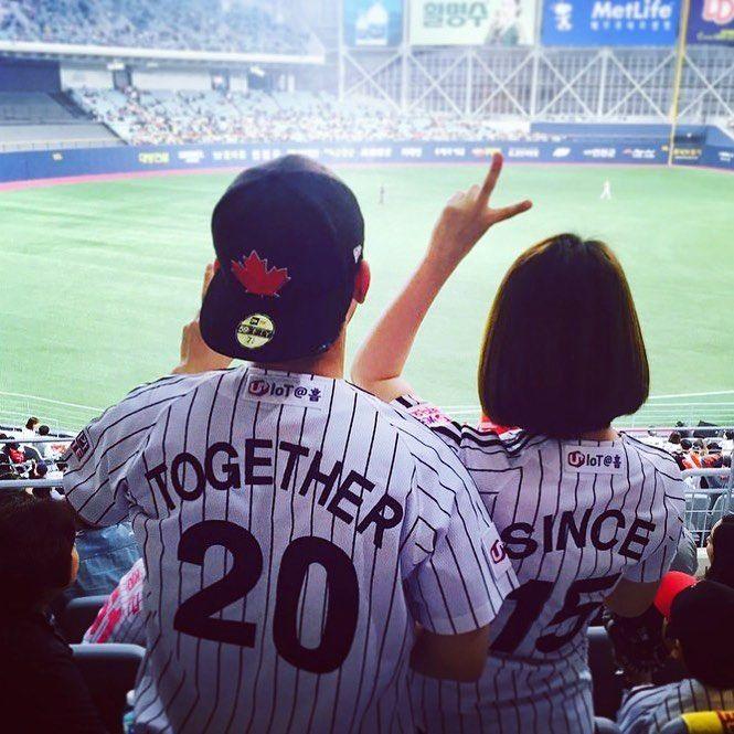 날이 풀린다 = 야구가 시작한다 #무적엘지 #트윈스  #seoul #lg #twins #baseball #season is coming