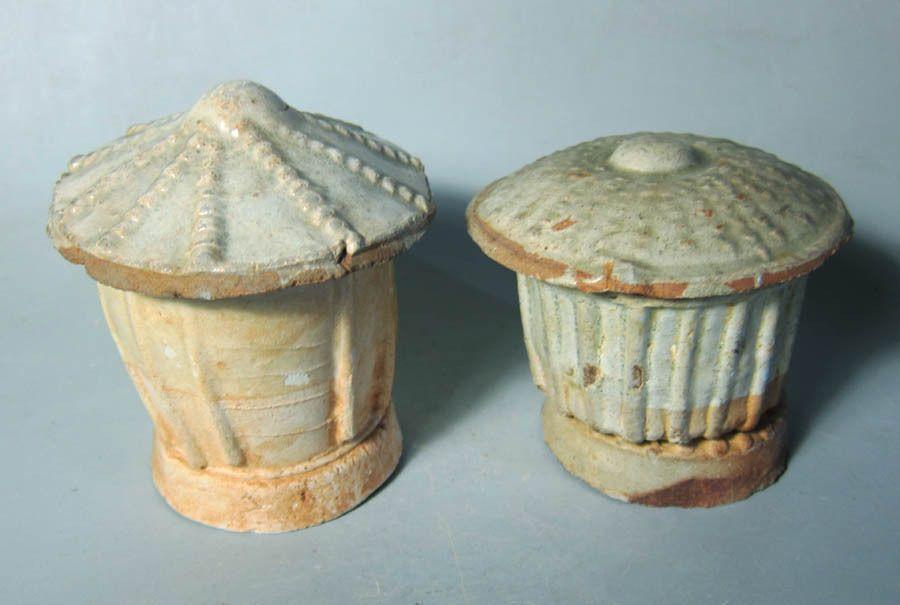 Two Song Qingbai Granary