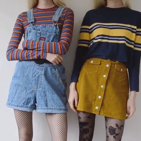 90s 80s Fashion Vintage Outfit Ideas Outfitideas Outfitvideo Styleinspiration Outfitinspiration 80s Inspired Outfits Cute Vintage Outfits Retro Outfits
