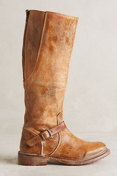 Natural Organic Cowboy Boots