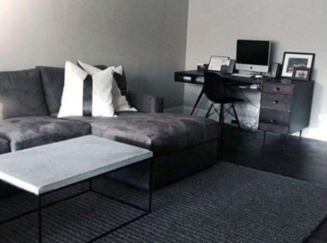 48 Stylish Apartment Decorating Ideas For Guys images