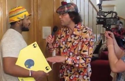 Nardwuar vs ScHoolboy Q New Hip Hop Beats Uploaded EVERY SINGLE DAY  http://www.kidDyno.com