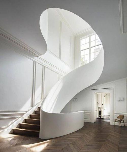Home Decoration Design Minimalist Interior Design Staircase: Pin By Seline Perez On Home
