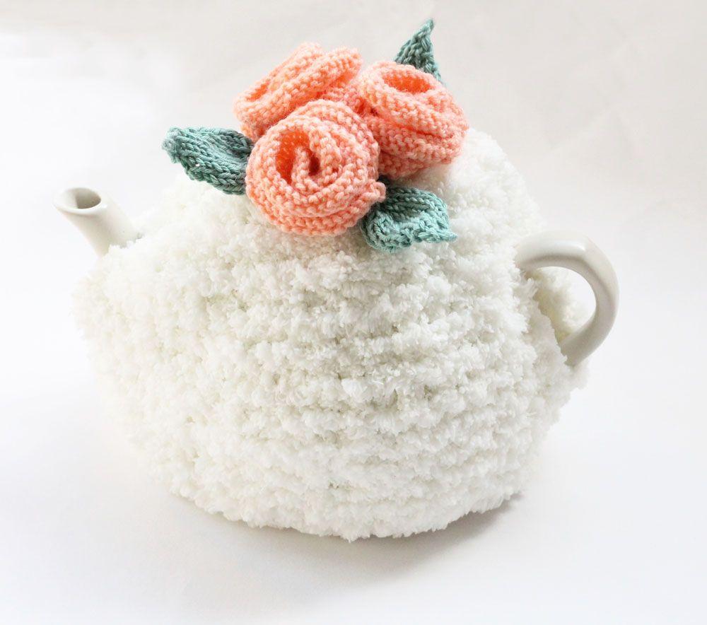 Flower Egg Cosy Knitting Pattern | {crafts} | Pinterest