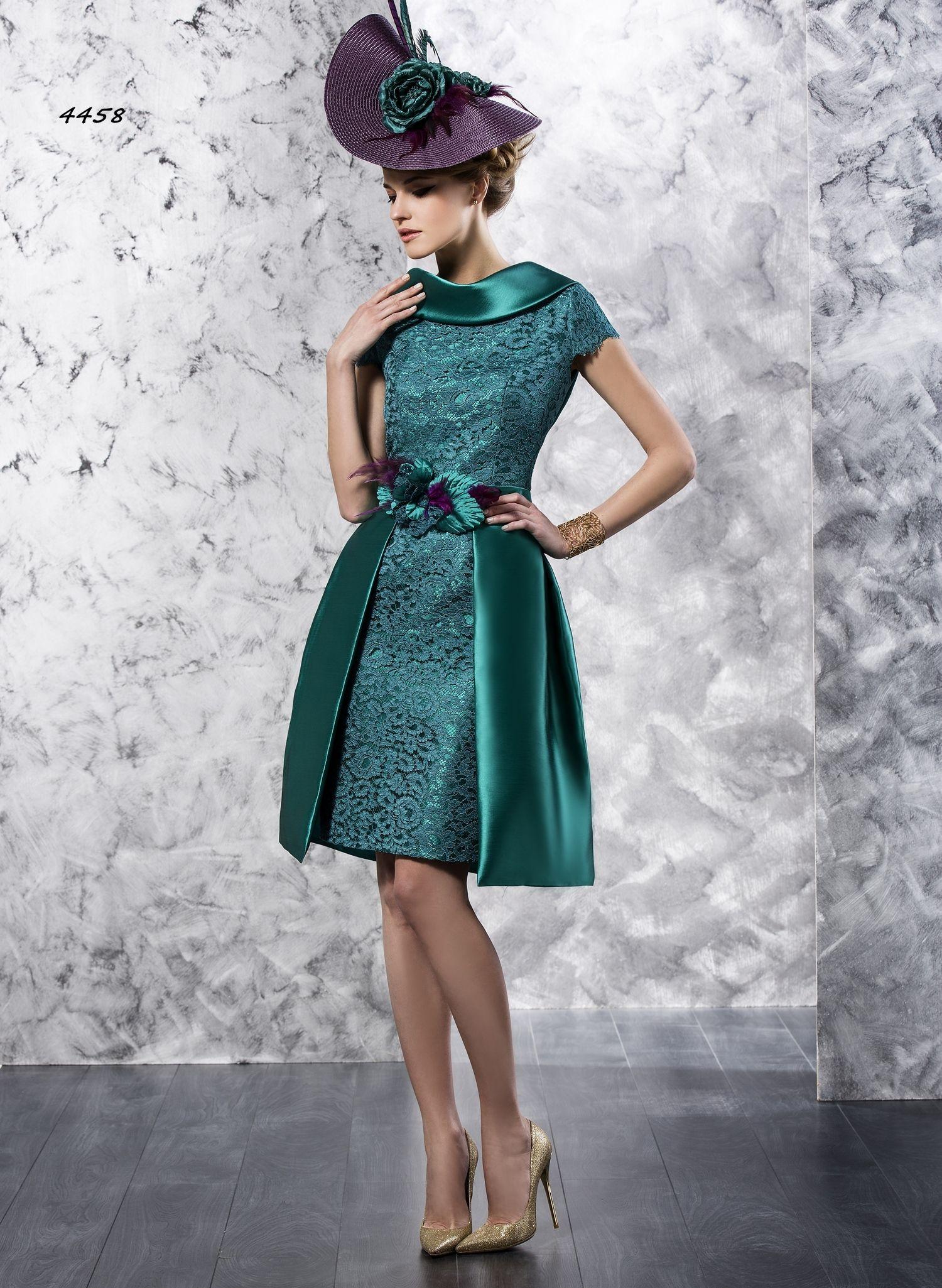 Valerio Luna   Short Dresses by WhiteRose   Pinterest   Vestidos de ...