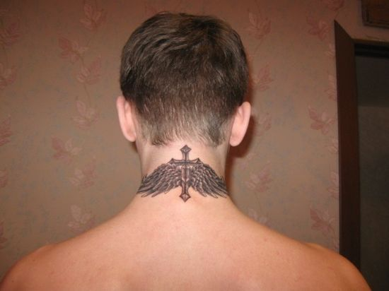 The 80 Best Neck Tattoos For Men Improb Back Of Neck Tattoo Neck Tattoo For Guys Neck Tattoo