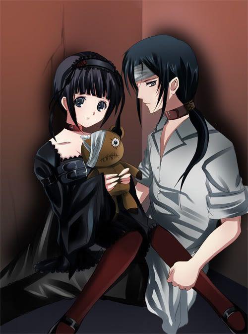 Gothic Anime Love