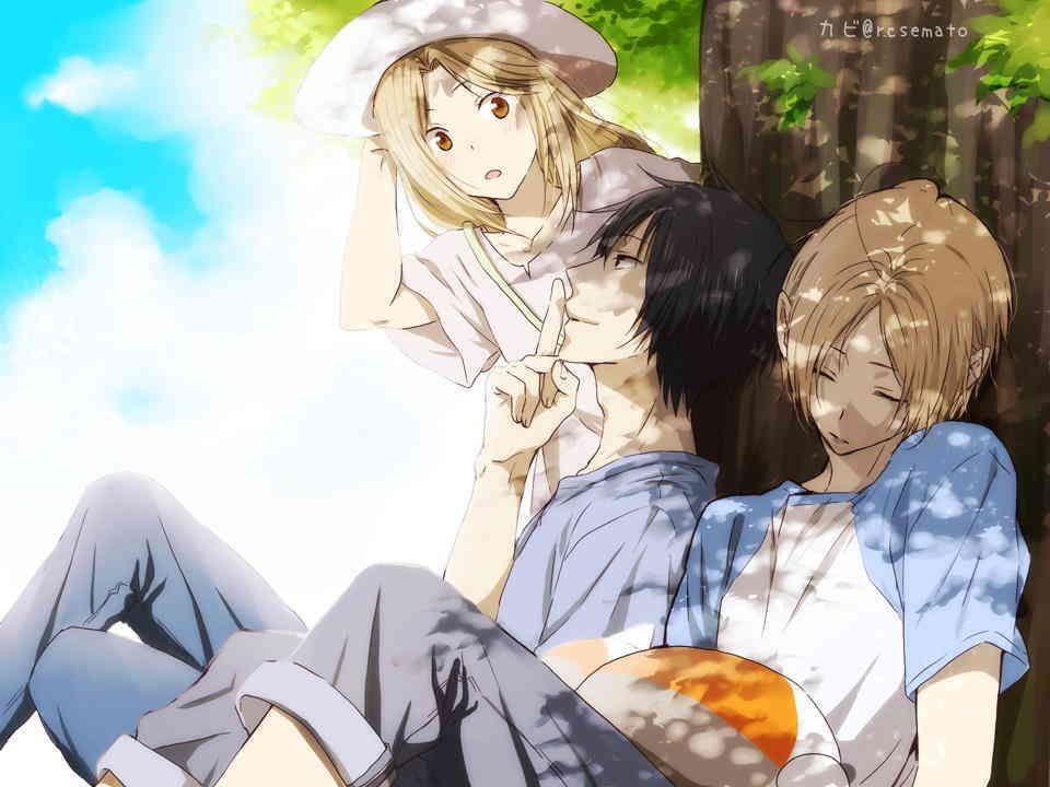 Download Anime Natsume Yuujinchou Season 2 Bd Subtitle Indonesia Batch Http Drivenime Com Natsume Yuujinchou Season 2 Karakter Animasi Manga Anime Animasi