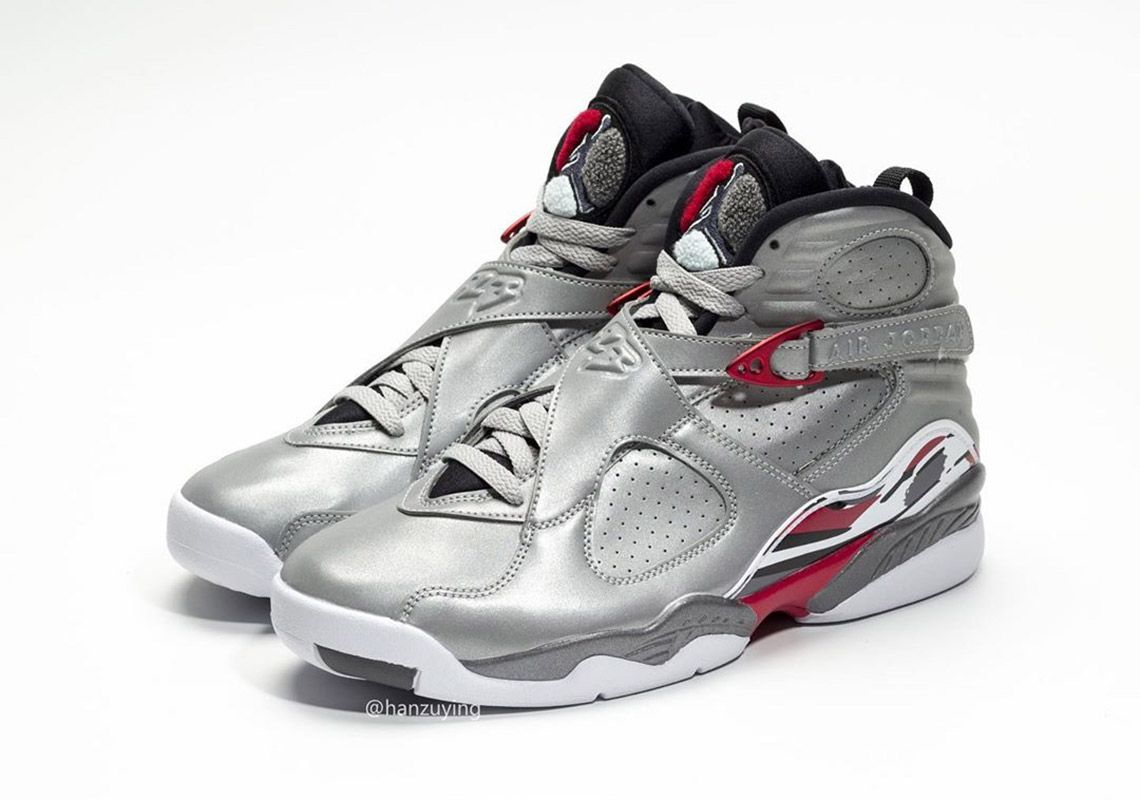 07054e4222a Detailed Look At The Air Jordan 8 Reflections Of A Champion | Air ...