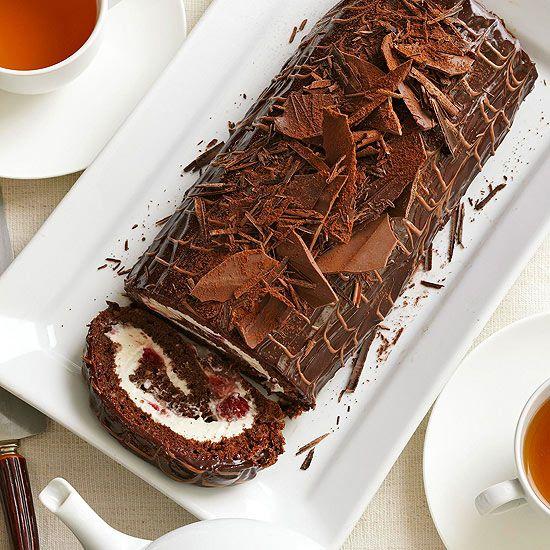 Chocolate Cake Recipes Cake Roll Cake Roll Recipes Chocolate Cake Recipe