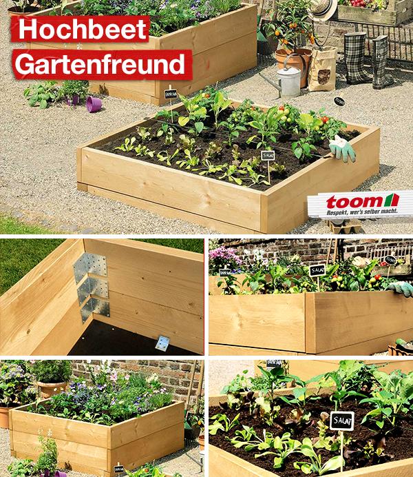 Hochbeet Gartenfreund Hochbeet Garten Gartenarbeit