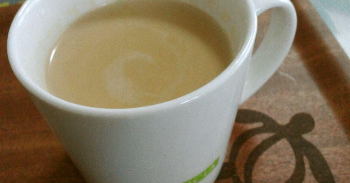 ティー 作り方 ミルク