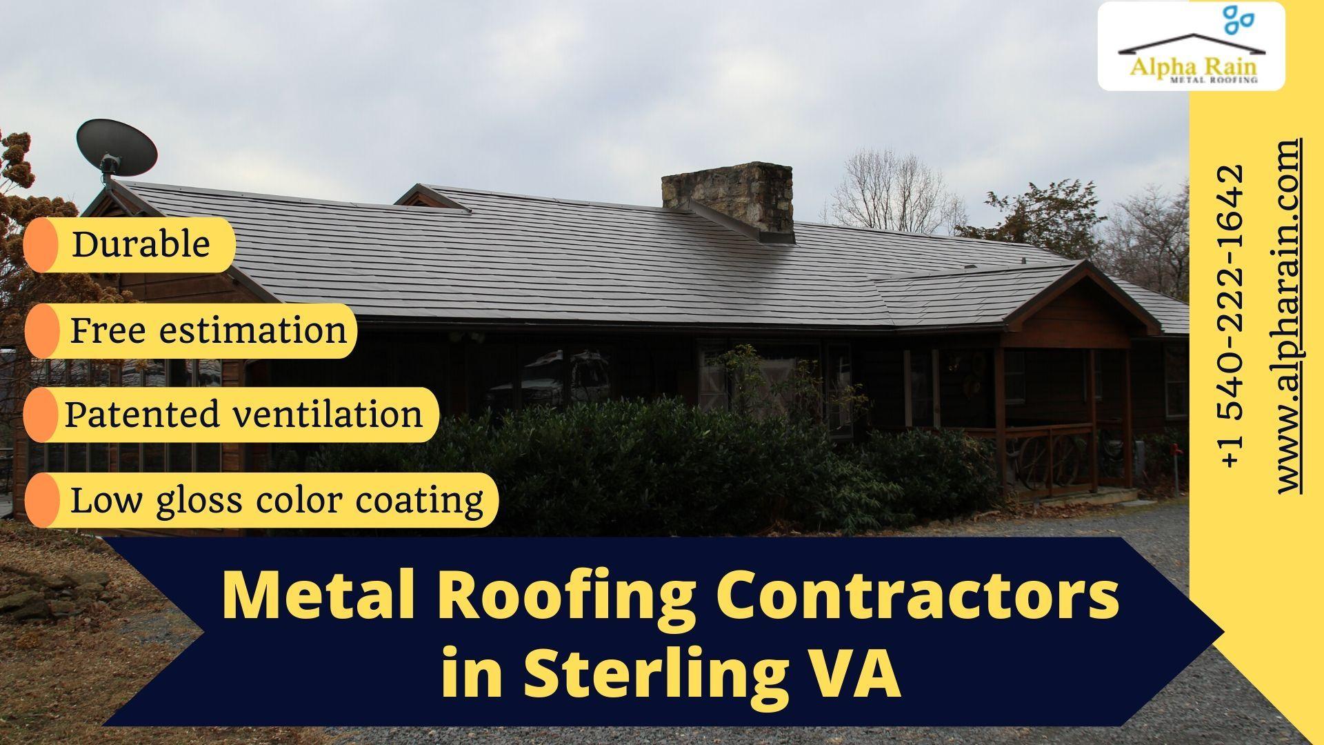 Under Metal Roof Ventilation In