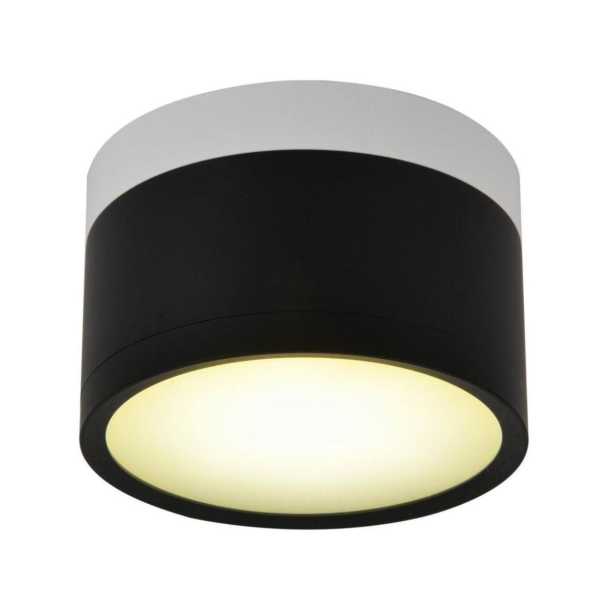 Oprawa Natynkowa Tuba Ip20 Sr 8 8 Cm Czarno Biala Led Candellux Oprawy Natynkowe W Atrakcyjnej Cenie W Sklepach Leroy Merl Wall Lights Ceiling Lights Lamp