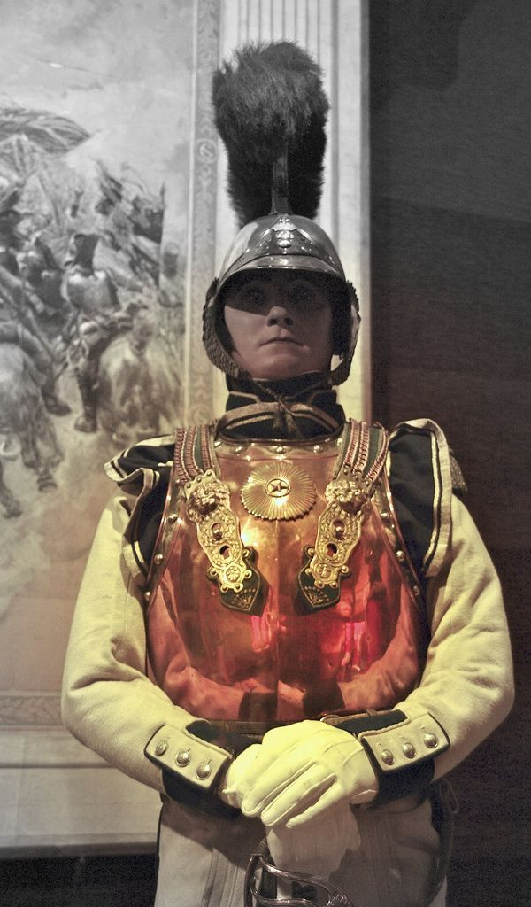 Carabinier 1er empire mus e de l 39 emperi salon de for Spa uniform france