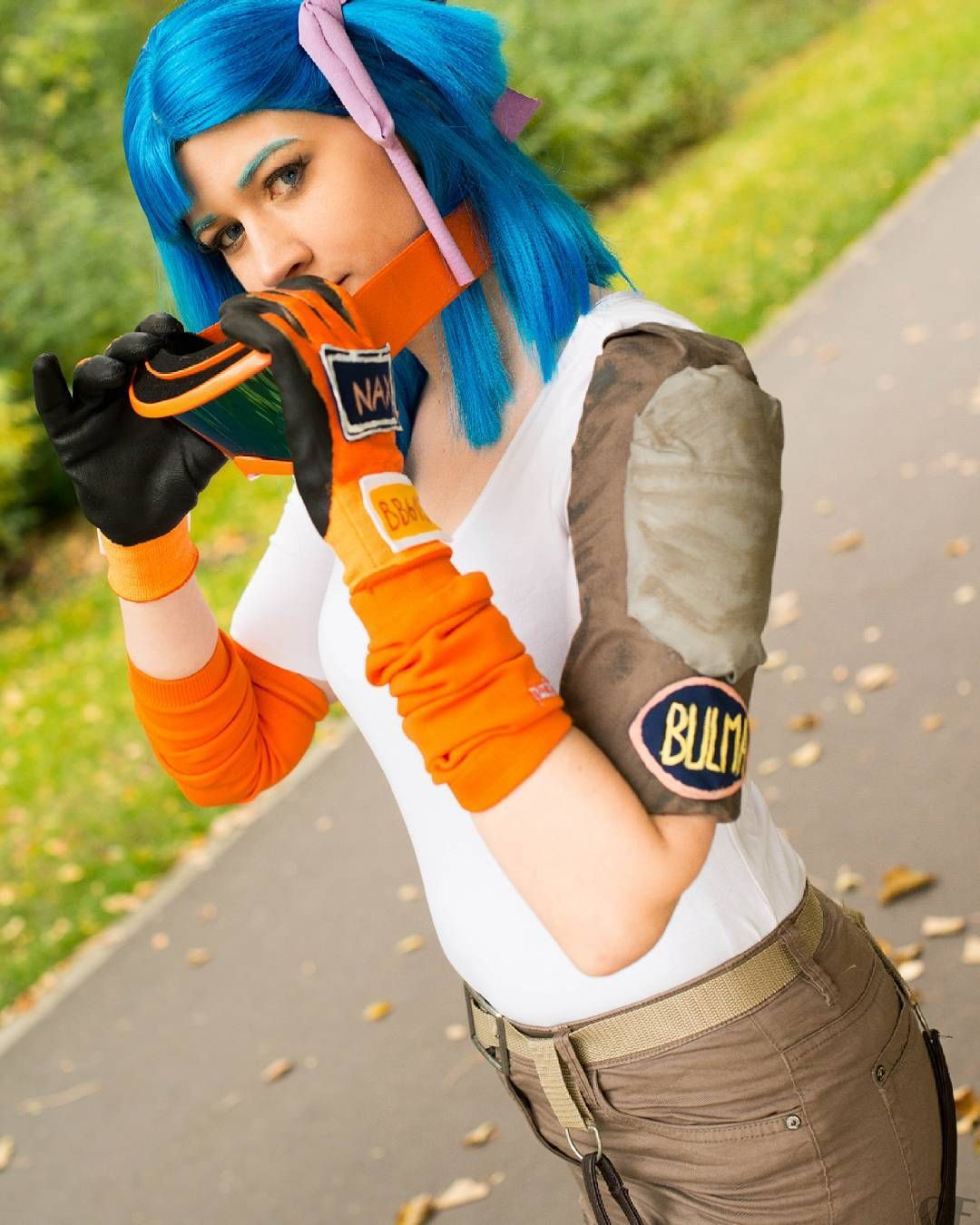 My profile picture  D  cosplay  dragonball  bulma  bulmabriefs  anime   manga by liasfae 983937906e54