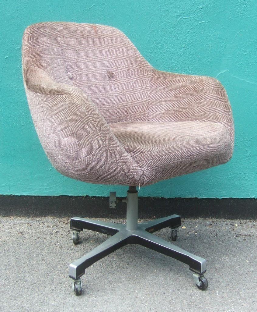 Vintage Retro 1960\'s Tansad Bristol Swivel Tub Chair Egg | London ...