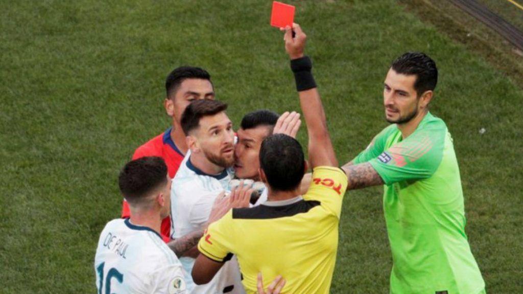Messi No Subio A Buscar La Medalla Del Tercer Puesto No Queria