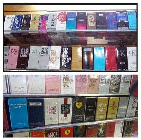 4bf7e4845a4 Perfume Importado Contratipo 50ml - 20 Peças - Atacadão Das Sacoleiras  Miami Brasil