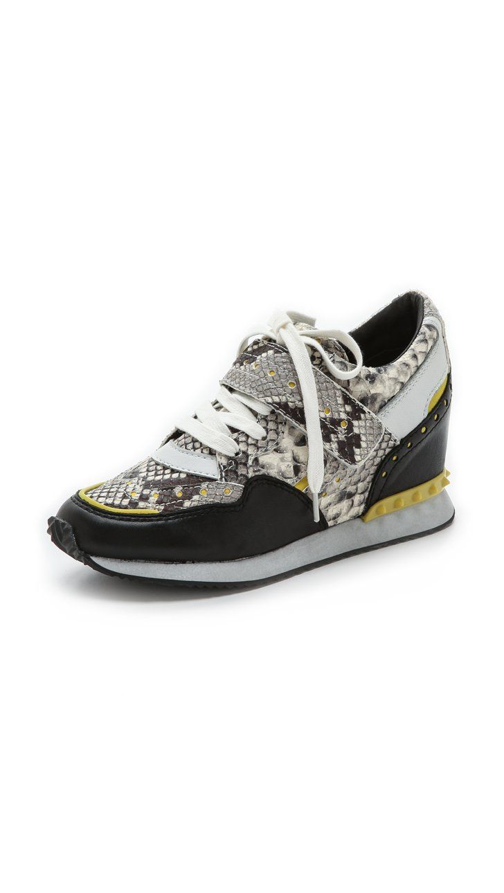 Pin for Later: 431 Truly Awesome Fashion Gifts For Everyone on Your List  Ash Detox Wedge Sneakers ($265)