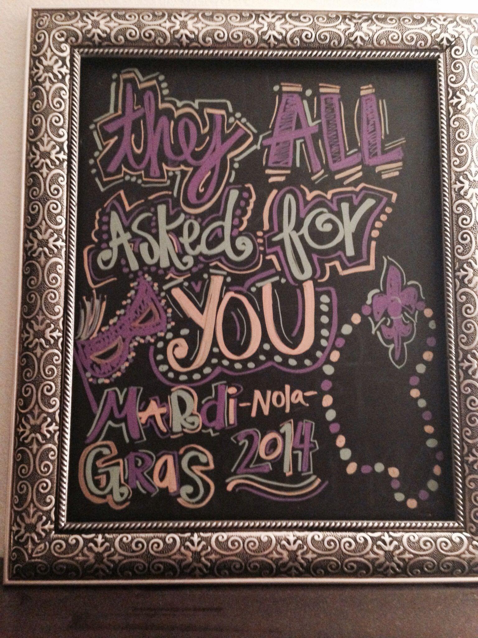 mardi gras chalkboard decorations pinterest mardi gras