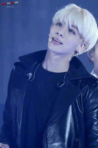His Blonde Hair Is So Perfect Jonghyun Kimjonghyun