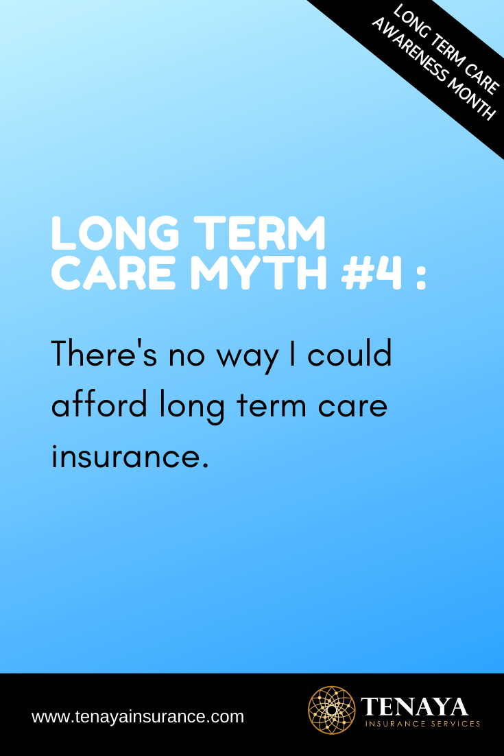 The Secret To Saving Money On Long Term Care Insurance With