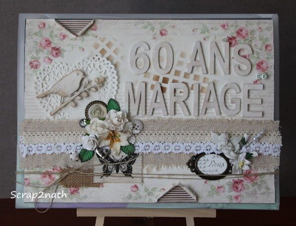 Noces de marriage 60 ans humour