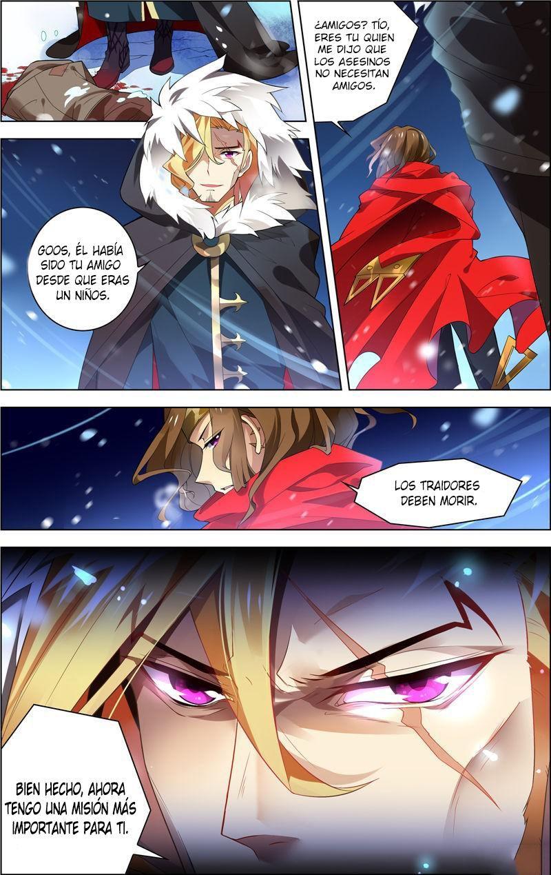 Light vs Shadow Capítulo 2 página 1 (Cargar imágenes 10