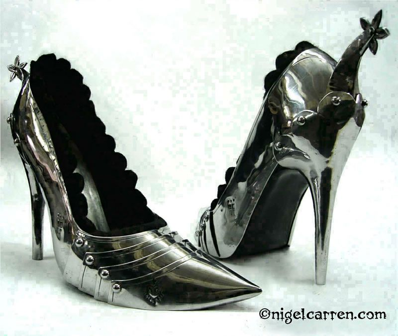 e63b4a2eb180a I dare you to piss me off in these heels Witch Shoes